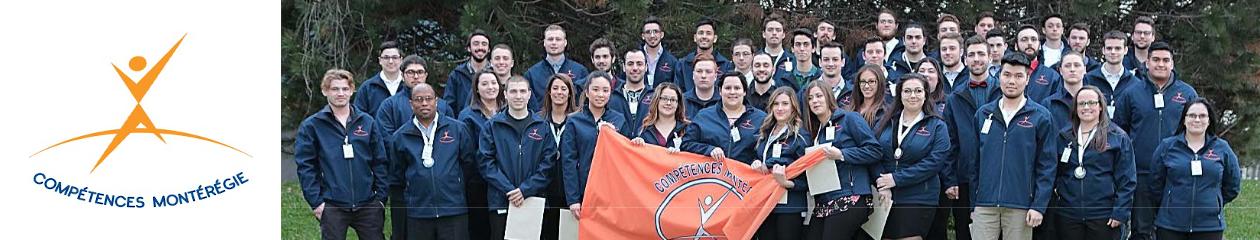 Compétences Montérégie – Olympiades de la Formation Professionnelle et Technique de la Montérégie